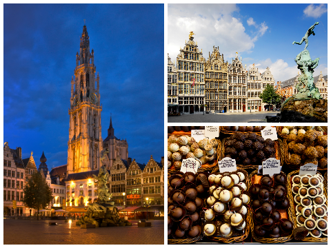 Dagaanbieding Eden Antwerp by Sheetz Hotels