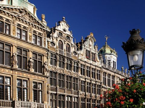 Secret Hotel Brussel 5 Europese Wijk