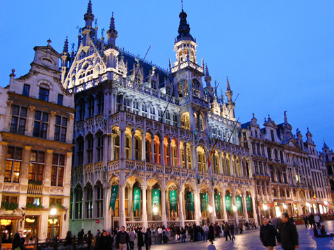 Secret Hotel Brussel 4* Centrum - VIP