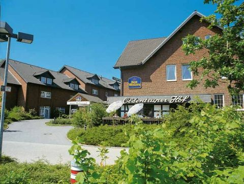 Best Western Hotel Oldentruper Hof