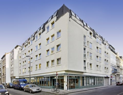 Grand City Hotel Köln Zentrum