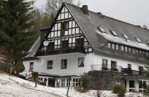 Waldhotel Winterberg Zschen