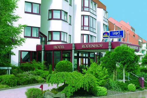 BEST WESTERN Victor&#039;s Residenz-Hotel Rodenhof