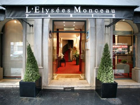 Best Western L&#039;Elys&eacute;es Paris Monceau