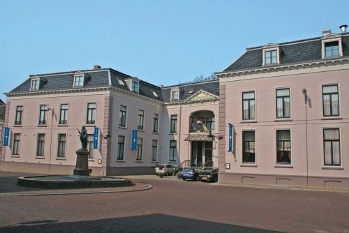 Fletcher Hotel Paleis Stadhouderlijk Hof