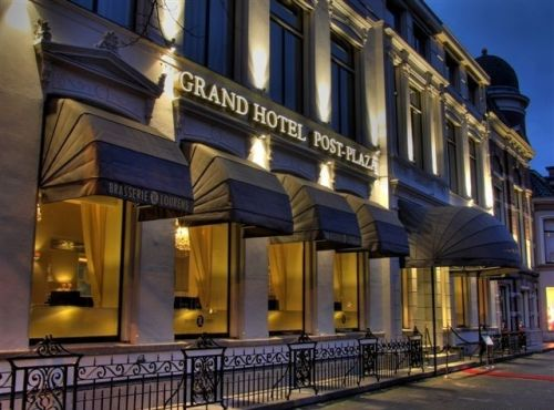Grand Hotel Post-Plaza