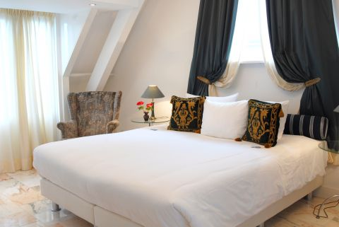 Deluxe kamer Room only
