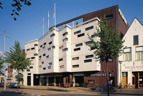 Hampshire City Hotel - Groningen