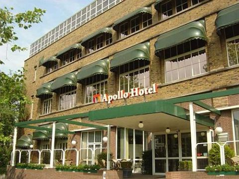 Apollo Hotel Breda City Centre
