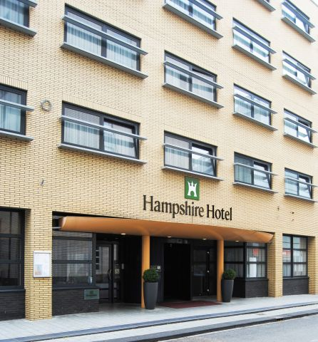Hampshire City Hotel - Hengelo/Enschede