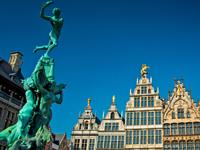 Pinksteren in Antwerpen