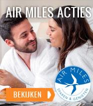 Air Miles acties