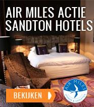 Air Miles Actie Sandton