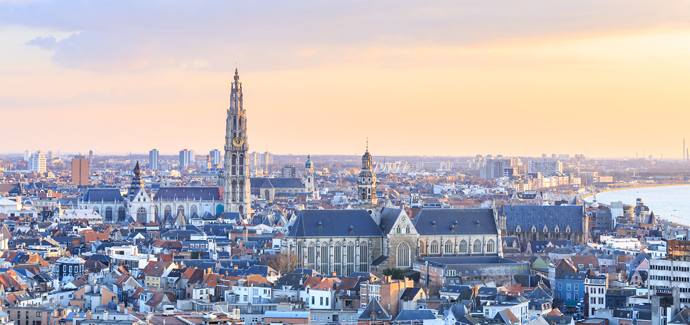 Top 10 hotels in Antwerpen