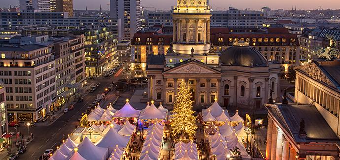 Alle hotels nabij de kerstmarkten in Duitsland