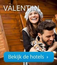 Valentijn hotels 2017