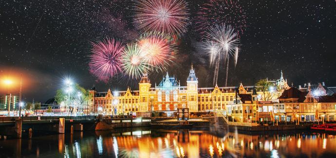 Citaten Oud En Nieuw : Oud en nieuw in amsterdam hotel aanbiedingen bij