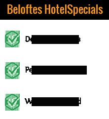 Beloftes HotelSpecials