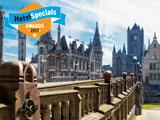 Alle beste hotels van België
