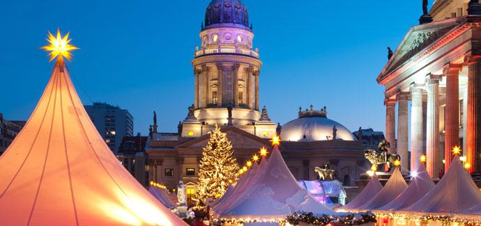 Alle hotels nabij de kerstmarkten in België