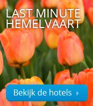 Last minute Hemelvaart