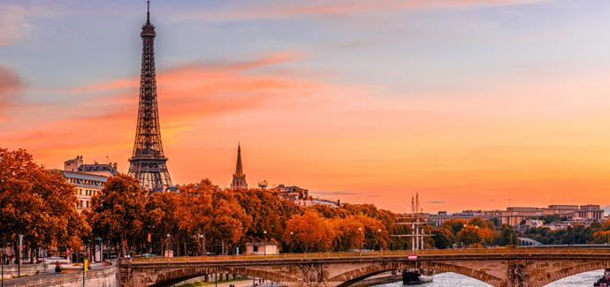 Tophotels in Parijs