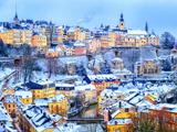 Kerstvakantie Luxemburg
