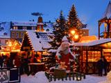 Kerstmarkten België