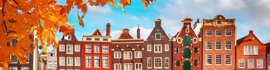Populaire weekendbestemmingen Nederland