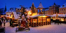 Bezoek de kerstmarkt