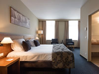Uitslapen in hotels