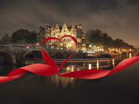 Valentijn in Amsterdam