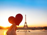 Valentijn in Parijs