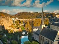 Weekendje Luxemburg