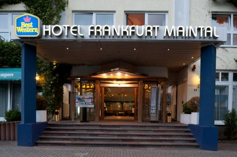 Best Western Hotel Frankfurt Maintal