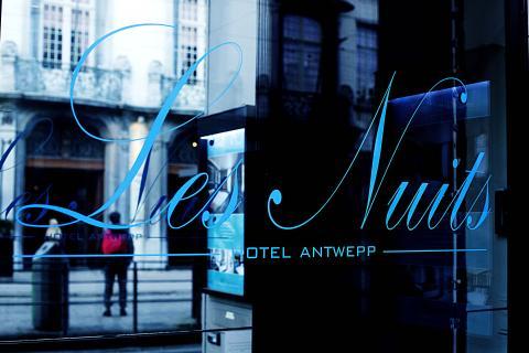 hotel le nuits antwerpen