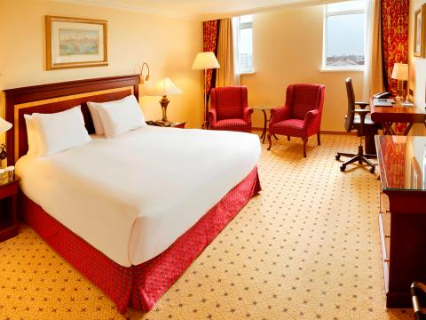 Hilton Deluxe room - excl. ontbijt