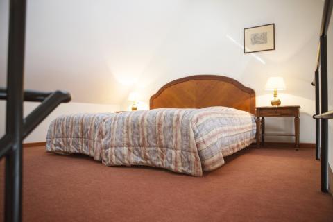 Duplex tweepersoonskamer