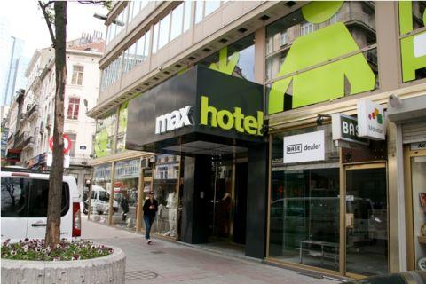 Maxhotel Brussel