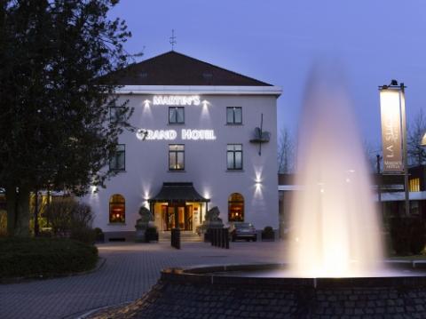 Hotel Martin's Grand Hotel