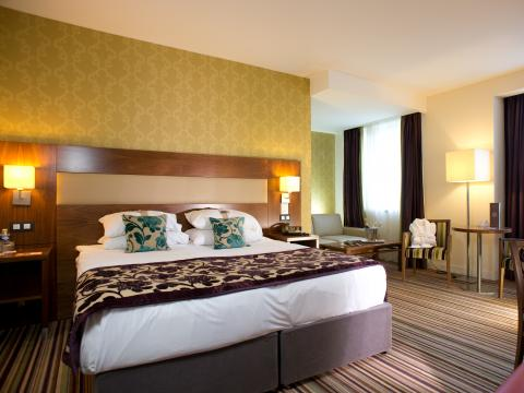 Hotel Ramada Plaza Li�ge City Center