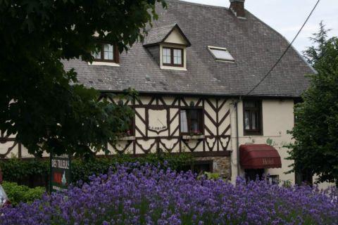 Hotel Hostellerie des Tilleuls