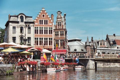 Secret Hotel nabij Knokke-Heist