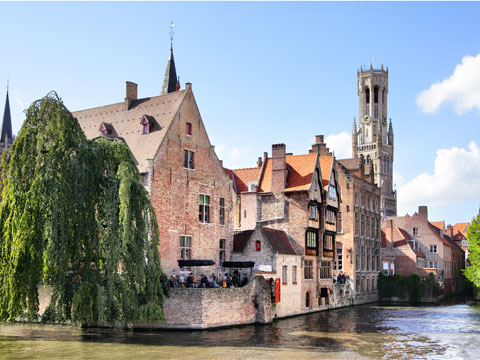Secret hotel Kust & Brugge