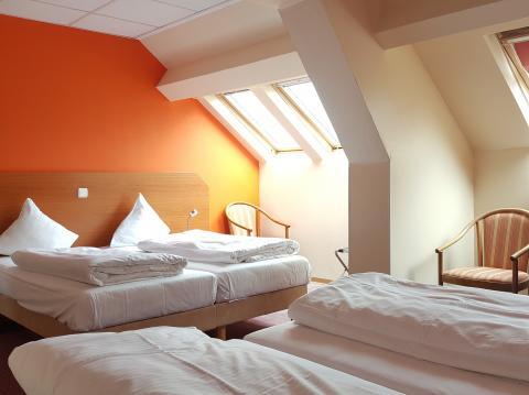 Comfort vierpersoonskamer