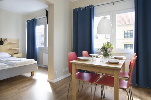 Appartement voor 1 persoon