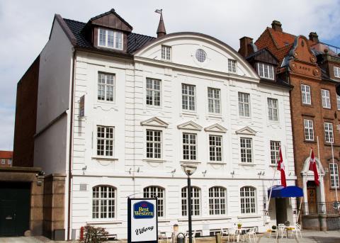 Hotel BEST WESTERN Palads Hotel
