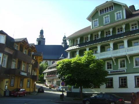 Hotel Europ�isches G�stehaus