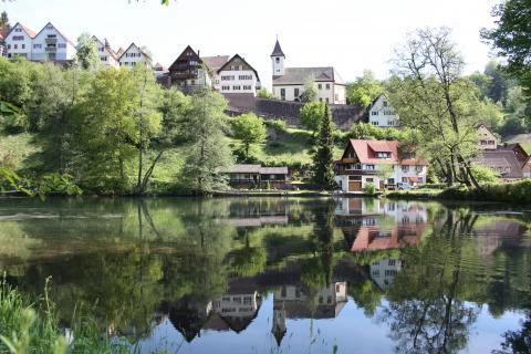Hotel R�ssle Berneck
