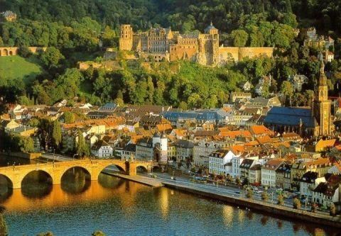 Secret Hotel Omgeving Heidelberg 4*